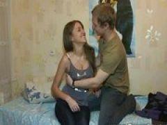 Hoppe hoppe Reiter, geiles junges Teen Girl